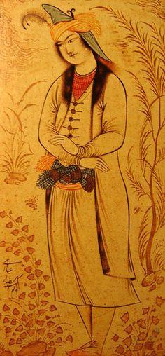 Prince Muhammad-Beik of Georgia, 1620.