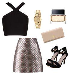 """#Miu Miu skirt #Gucci watch #Prada #Givenchy"" by carla-ana-maria on Polyvore featuring Miu Miu, BCBGMAXAZRIA, Prada, Gucci and Givenchy Givenchy, Prada, Gucci Watch, Miu Miu, Watches, Skirts, Polyvore, Fashion, Moda"