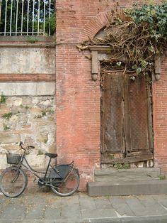 Lucca, Italy Copyright: Antoine Gosselin