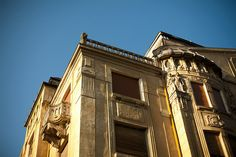 Romania - beautiful old buildings