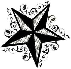 ALmost the tattoo i want, but instead of plaid stripes i was zebra print.