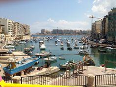 St Julian's Bay, Malta