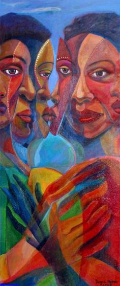 "Joyce Owens  ~  ""Make Love, Not War"", 2005"