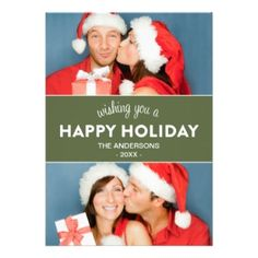 CHEVRON HOLIDAY | #HOLIDAY #PHOTO #CARD