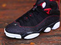 806645ee218 IMG 0752 1024x1024 Jordan 6 Rings GS Black Elephant Sneaker Magazine, Shoe  Collection, Michael
