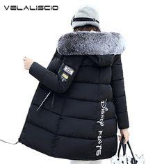 Parkas Honest Winter Womens Down Cotton Padded Jacket Women Wadded Jackets Warm Bandage White Coat Parka Bread Style Loose Outwear Coats