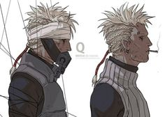 [CM] NARUTO OC- Q by fisher903