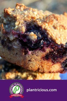 Blueberry Muffins - Straight Up Food Vegan Gluten Free, Gluten Free Recipes, Dairy Free, Plant Based Breakfast, Paper Cupcake, Healthy Cake, Blue Berry Muffins, Vegan Breakfast, Muffin Recipes