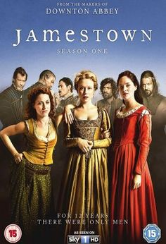 There's a new historical drama on the block – and it comes from the people who created the world of Downton Abbey. / Jamestown (2017) / S: 1 / Ep. 8 / Drama / History [UK] / Stars: Gwilym Lee, Naomi Battrick, Claire Cox / Jamestown is a drama about English settlers in America in 1617