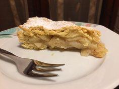Pasticcio di mele Dolce, Apple Pie, Desserts, Food, Tailgate Desserts, Deserts, Essen, Postres, Meals