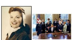 In 2009, President Obama signed a bill awarding the Women Airforce Service Pilots (WASP) the Congressional Gold Medal. But Arlington National Cemetery and other military cemeteries are managed by the Department of the Army -- and the Army says that, despite their service, these brave women don't qualify for military burial honors. In 2016, these brave women still do not qualify. (Updates in comments)