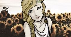 Hunger Games Fan Art / Catching Fire / Prim