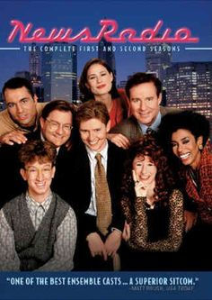 Newsradio...excellent for a TV Marathon!