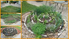 how to make an herb spiral? | How to Make a DIY Spiral Herb Garden