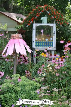 714 best ✽ Quirky Gardening images on Pinterest | Container garden ...