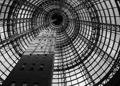Melbourne Central Station by Greg McCullough on Melbourne Central, Central Station, My Photos, Louvre, Tower, Architecture, Photography, Travel, Arquitetura
