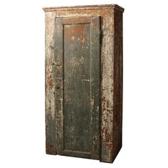 primitive country cabinet | From a unique collection of antique and modern cabinets at http://www.1stdibs.com/furniture/storage-case-pieces/cabinets/