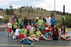 Mexican Jewish campers at Colorado's Ramah in the Rockies  READ MORE.