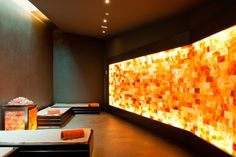 Himalayan Salt Walls! I want one!!!