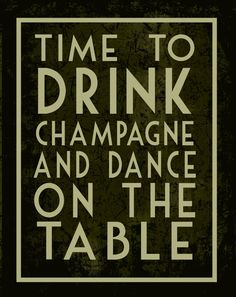 Think about purchasing...  Time to Drink Champagne Print 8x10 by HelloLoveWeddings on Etsy, $25.00