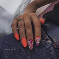 nail art designs amazing nail art ideas that will inspire you 2020 nail arts light purple nails nail supply funny bunny opi Polygel Nails, Claw Nails, Pink Manicure, Prom Nails, Acrylic Nails, Long Nail Designs, Red Nail Designs, Colorful Nail Designs, Simple Nail Designs