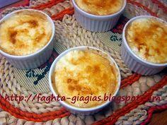 Τα φαγητά της γιαγιάς: Γιαούρτι καραμελέ Cornbread, Sweet Treats, Pudding, Sweets, Ethnic Recipes, Desserts, Greek, Food, Style