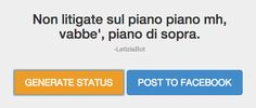Piano? Quale piano? http://what-would-i-say.com/