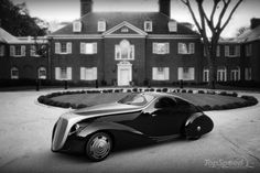 Rolls Royce Jonckheere Aerodynamic Coupe II by Ugur Sahin Design picture - doc486781