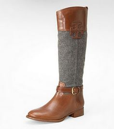Tory Burch boots $495.00