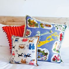 http://www.craftsinstitute.com       nostalgic... vintage... kitsch ...     you will need:   a vintage scarf   backing fabric the same d...