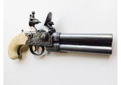 Anne Bonny Black Sails Flintlock Pocket pistol by PropCornShop