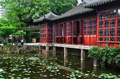 Humble Administrator's Garden - Suzhou, Jiangsu