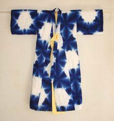 Sekka Shibori Baby's Kimono