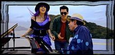a publicação de hoje sobre a música brasileira, destaca a composição #SeLigaê , interpretada por um trio renomado: #SérgioMendes , #BabyDoBrasil  e #RogérioFlausino ... >>>   betomelodia - música e arte brasileira: Se Ligaê, Sergio Mendes, Baby do Brasil e Rogério ...