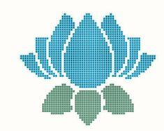 Cross Stitching, Cross Stitch Embroidery, Embroidery Patterns, Hand Embroidery, Easy Cross Stitch Patterns, Simple Cross Stitch, Plastic Canvas Box Patterns, Kawaii Cross Stitch, Melty Bead Patterns