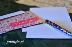 Perfectly Practical #187 - Timely thank you notes