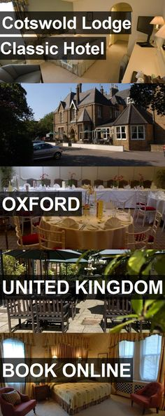 Cotswold Lodge Classic Hotel in Oxford, United Kingdom. For more information, photos, reviews and best prices please follow the link. #UnitedKingdom #Oxford #travel #vacation #hotel