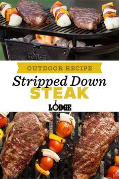 35 Best Cast Iron Steak images in 2019 | Steak recipes