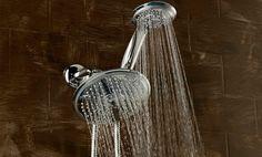 "HotelSpa 7"" Rainfall/Handheld Three-Way Showerhead. Free Shipping and Returns."