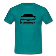 """Design """"JDM Car eyes FN2"""" T-shirts JDM toutes couleurs et toutes tailles. Motifs géniaux JDM & voitures de sport."""