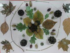 Mandala d'autunno 5 anni