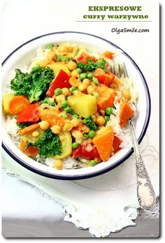 Curry recipe - Vegetable curry