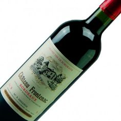 Château Frontenac Bordeaux rouge