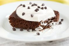 Repeat after me: Fudgy Chocolate Banana Cake. If that doesn't have you running to the kitchen, I don't know what will.