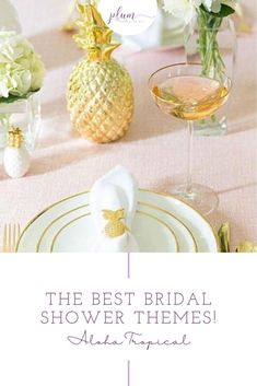 Plan the perfect bridal shower! Here are the BEST themes for 2021 / Bridal shower ideas / How to plan a Bridal Shower / Bridal Shower Inspiration / Lemon Bridal Shower / Garden / Southwest / Aloha / Something Blue / Tiffany's / Chanel / Adventure Awaits / Pearls of Wisdom Bridal Shower / Harry Potter / Friends Series / Pastel & Floral / Blush & Gold / Fiesta / Bohemian / Tea Party / Black & White Glam / Vogue Lingerie / Bubbles & Besties / Vintage Glamour / Scooped Up / Mint to Be / Rustic… Tea Party Bridal Shower, Bridal Shower Rustic, Bridal Shower Favors, Wedding Favors, Tiffany's Bridal, Friends Series, Shower Inspiration, Cool Themes, Pastel Floral