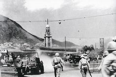 December 08, 1941 – World War II: Japanese forces simultaneously invade Shanghai International Settlement, Malaya, Thailand, Hong Kong, the Philippines, and the Dutch East Indies.