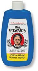 Mrs Stewart's Bluing Fabric Whitener