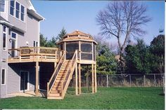 screened in gazebo and balcony - Yahoo Image Search Results