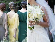 An English Afternoon Tea Garden Themed Wedding — Brenda's Wedding Blog - affordable wedding ideas for planning elegant weddings