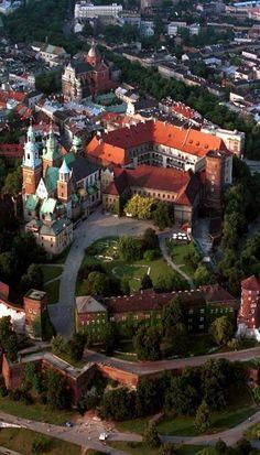 Wawel Hill, Kraków, Poland
